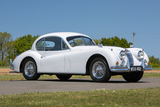 1955 Jaguar XK140 SE 3.4-litre FHC
