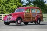 1948 Peugeot 202 Canadienne Camionette Boisée