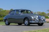 1961 Jaguar Mk2 3.8-litre manual/overdrive