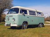 1969 Volkswagen Type 2 Westfalia 'Bay Window' Camper Van