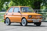 1983 Polski Fiat 126p