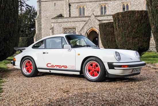 1988 Porsche 911 3.2 Carrera Club Sport*