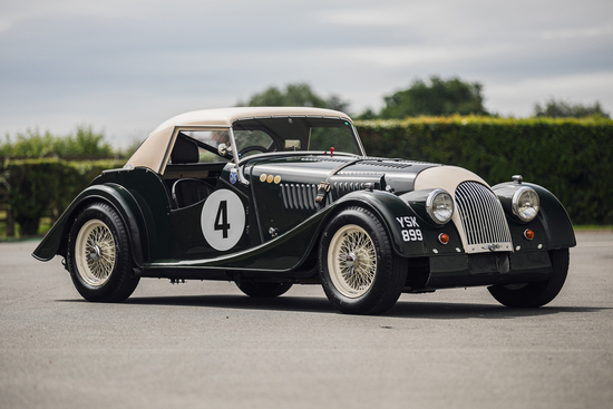 1954/58 Morgan Supersport Plus 4