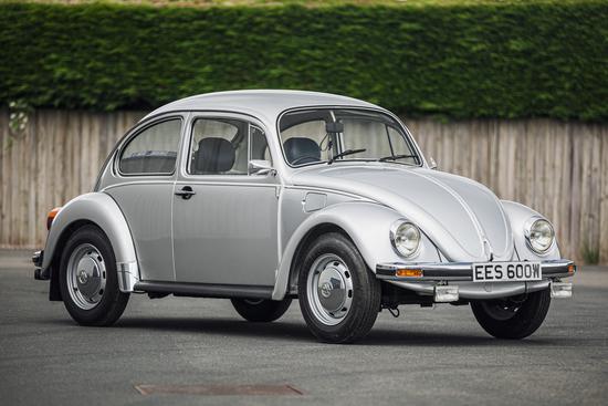 1980 Volkswagen Beetle - Last Edition