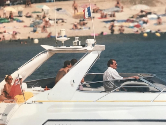 1995 Sunseeker Tomahawk 41 13M - Formerly The Property Of Sir Roger Moore KBE