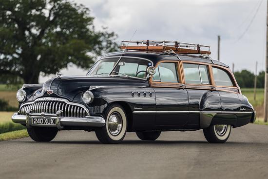 1949 Buick Roadmaster Estate Wagon (Woodie)