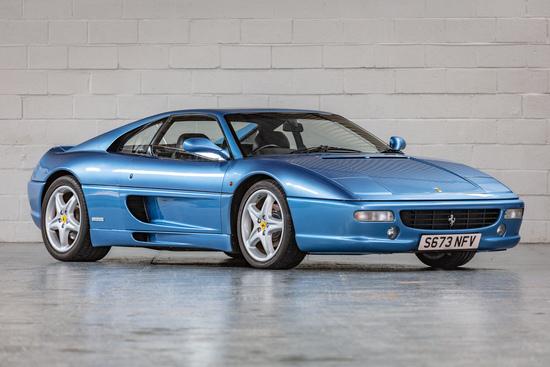 1998 Ferrari F355 F1 Berlinetta
