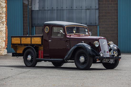 1938 Austin Light 12/4 Pickup