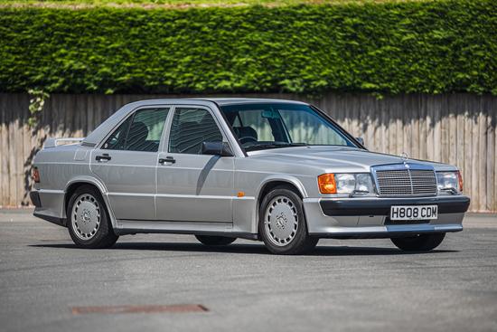1990 Mercedes-Benz 190E 2.5 16V