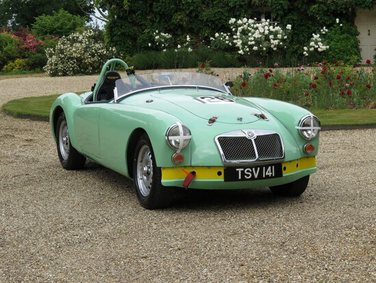 1959 Competition MGA Twin Cam (1600 De Luxe spec)