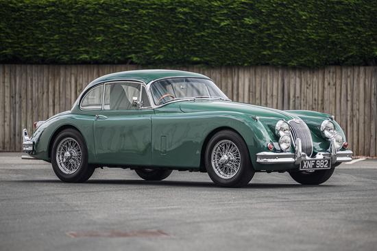 1959 Jaguar XK150 FHC - 5-Speed