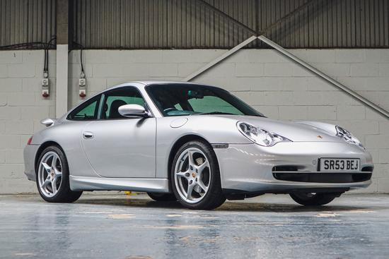 2004 Porsche 911 (996) Carrera Coupe