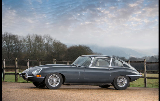1967 Jaguar E-Type Series 1 4.2 2+2 Overdrive - Ex-Lofty England