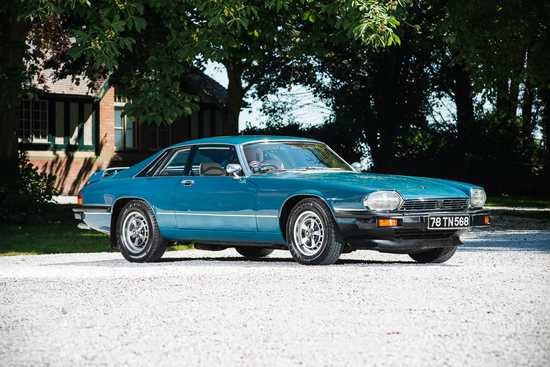 1978 Jaguar XJS Pre-HE Manual