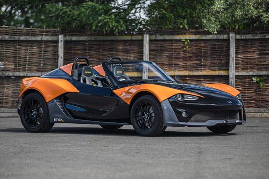 2016 Zenos E10 2.3 R Roadster
