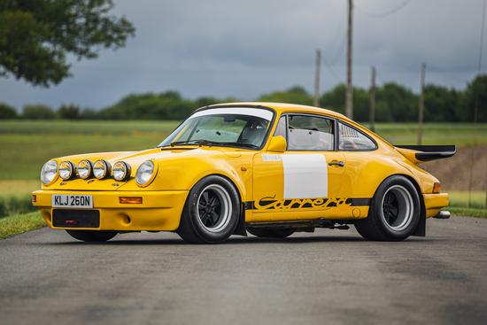 1975 Porsche 911 2.7 MFI RSR