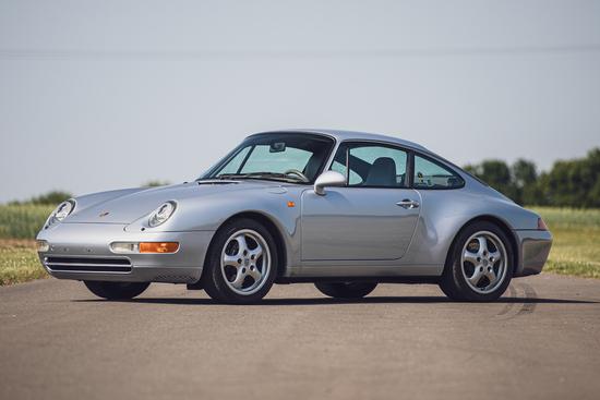1995 Porsche 911 (993) Carrera 2