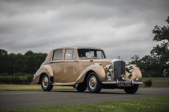 1954 Bentley R-Type Standard Steel Saloon