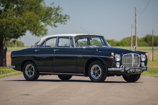 1970 Rover 3.5 Coupe