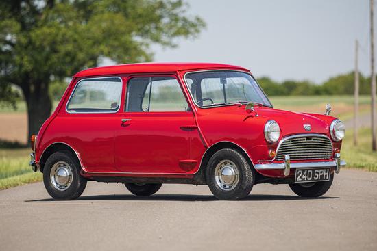 1960 Austin Mini Seven