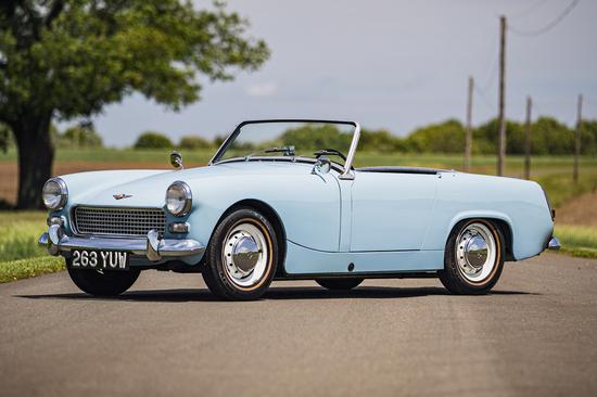 1962 Austin-Healey Sprite Mk II