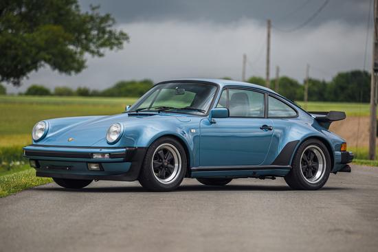 1984 Porsche 911 (930) 3.3-Litre Turbo