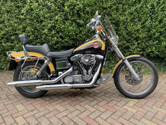 1995 Harley Davidson FXDWG Wide Glide
