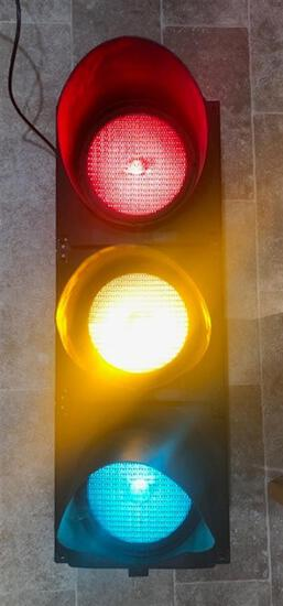 Full Size Remote Control Traffic Lights