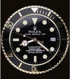 A Rolex Oyster Perpetual Date Submariner Promotional Wall Clock
