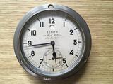 Vintage Zenith Dashboard Clock