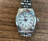 Rolex Oyster Perpetual Automatic 1998 Complete With Paperwork
