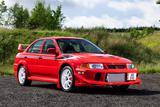 2000 Mitsubishi Lancer Evolution VI 'Tommi Makinen Edition' UK Specification Chassis #001