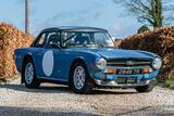 1974 Triumph TR6 Rally Car (MSA)