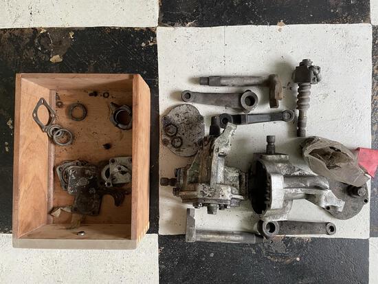 Jaguar Mk2 High-Ratio Steering Box