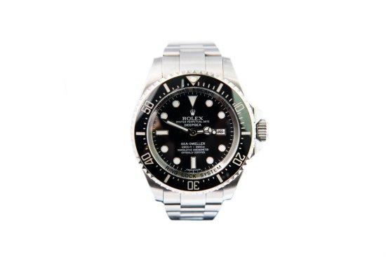 2012 Rolex Sea Dweller 'Deep Sea' stainless steel 116660