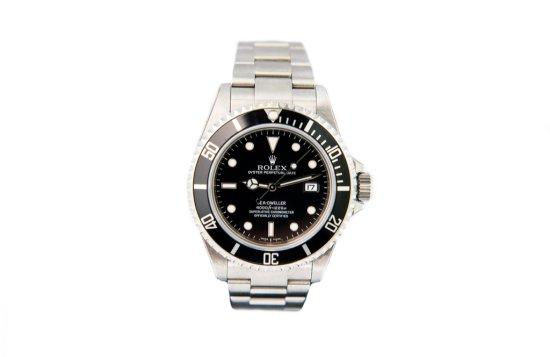2009 Rolex Sea-Dweller 16600