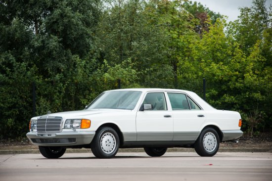 1985 Mercedes-Benz 280SE - Just 5,700 kms