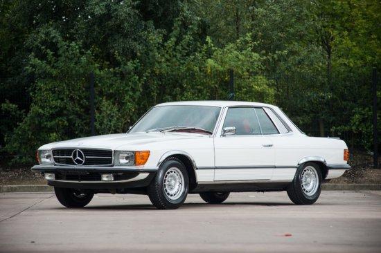1975 Mercedes-Benz 280SLC - 16,500 kms