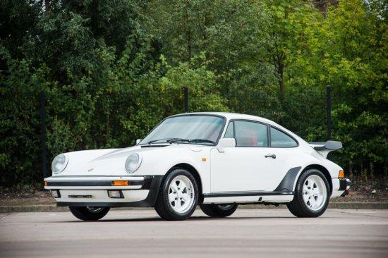 1986 Porsche 911 SuperSport - 743kms