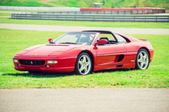 1995 Ferrari 355 GTS Manual