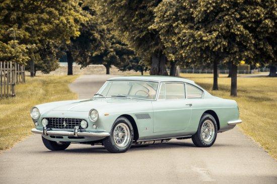 1962 Ferrari 250 GTE Series II 2+2 Coupe