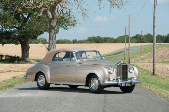 1961 Rolls-Royce Silver Cloud II Drophead