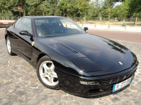 1995 Ferrari 456 GT Manual