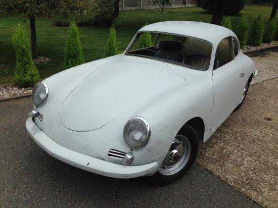 1960 Porsche 356 B Super 90
