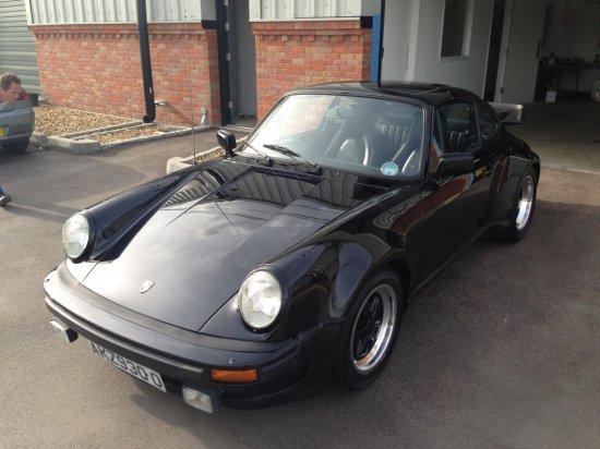 1980 Porsche 911 (930) Turbo