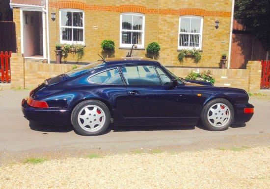 1991 Porsche 911 (964) C4 Manual
