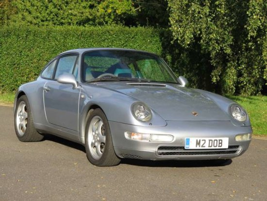 1995 Porsche 911 (993) Carrera 2 Tiptronic