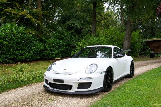 2010 Porsche 911 (997) GT3 RS Gen II