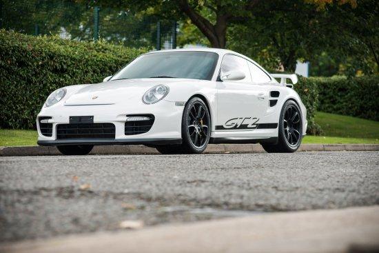 2009 Porsche 911 (997) GT2
