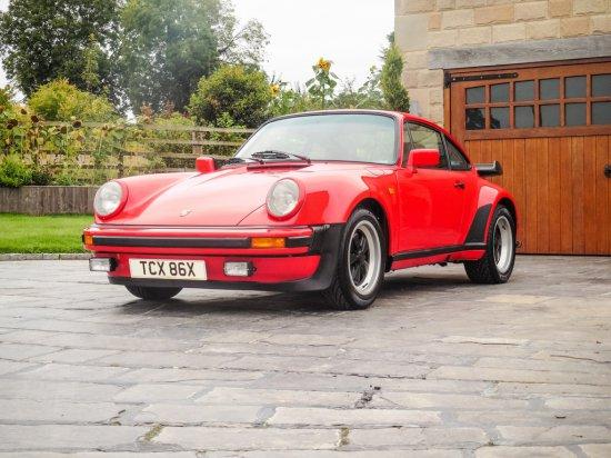 1981 Porsche 911 (930) Turbo Coupe